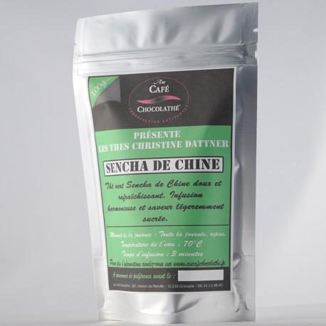 Thé vert nature Sencha de Chine