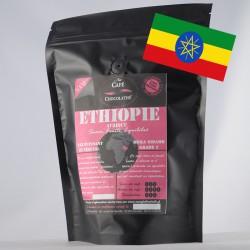 Café moulu Ethiopie Moka Sidamo pur arabica