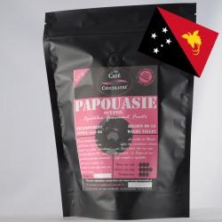 Café moulu Papouasie/Nouvelle Guinée AA pur arabica