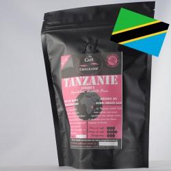Café moulu Tanzanie AA Chagga pur arabica